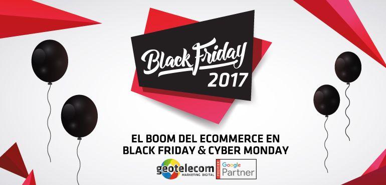 Boom de Ecommerce Black Friday vs Navidad 2017. Análisis