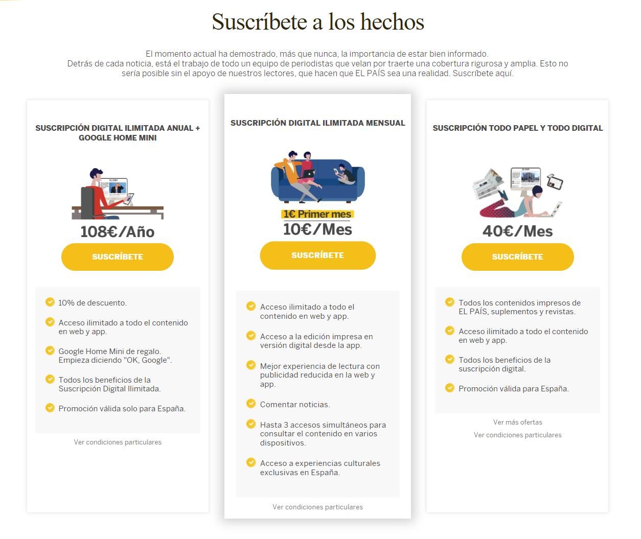 Efecto señuelo El País